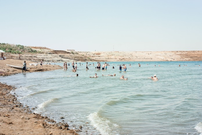 Dead Sea, Israel | piecefully